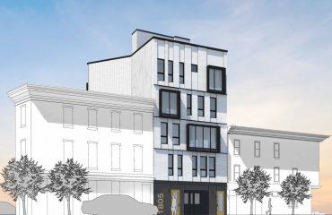 Philadelphia Mixed-Use Podium: Fully Developed Design