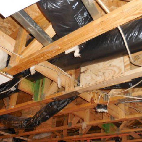 Floor Truss Reinforcement Design Repaired Floor Truss